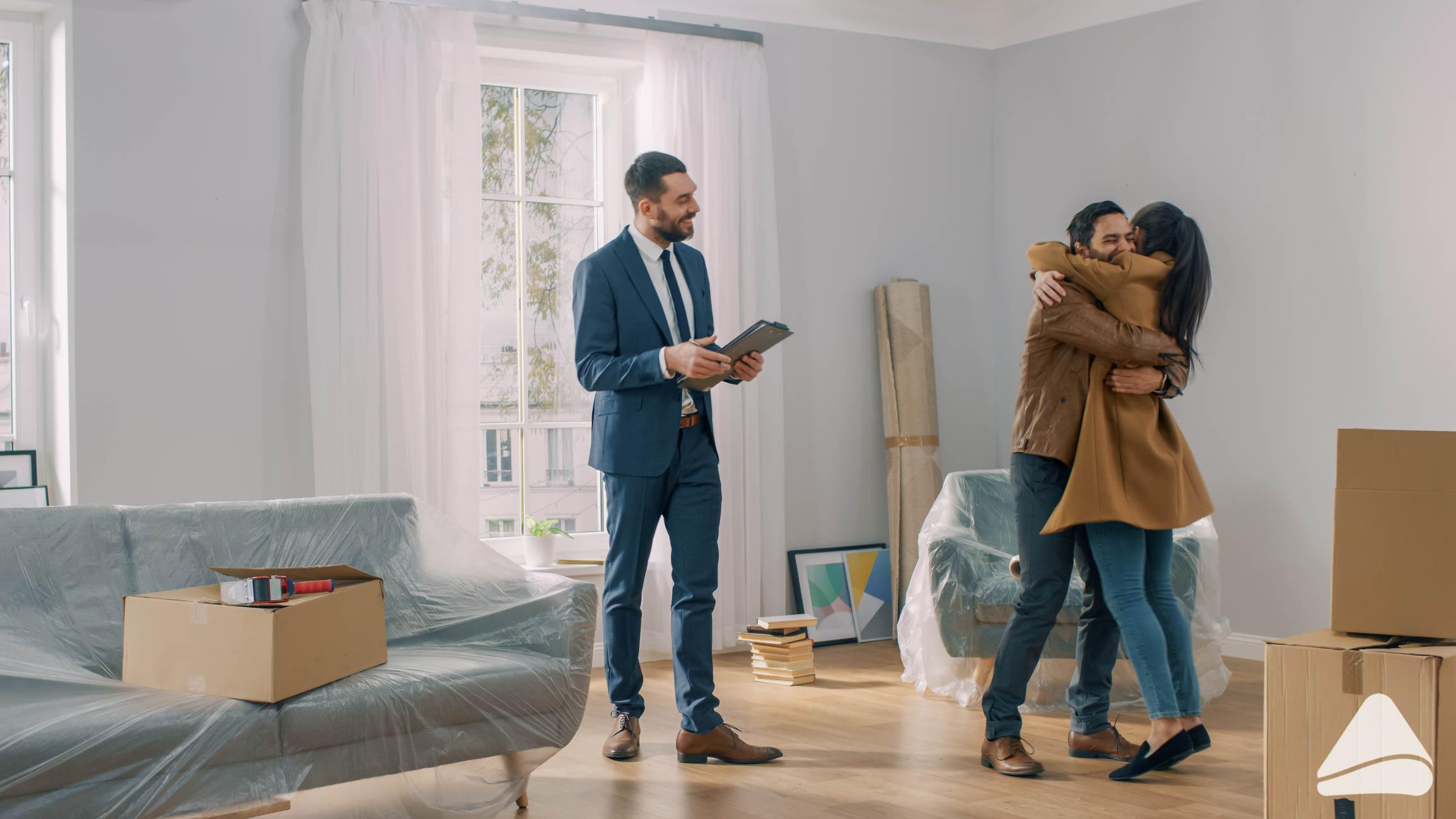 Casais jovens estão cada vez mais adeptos à compra de imóveis