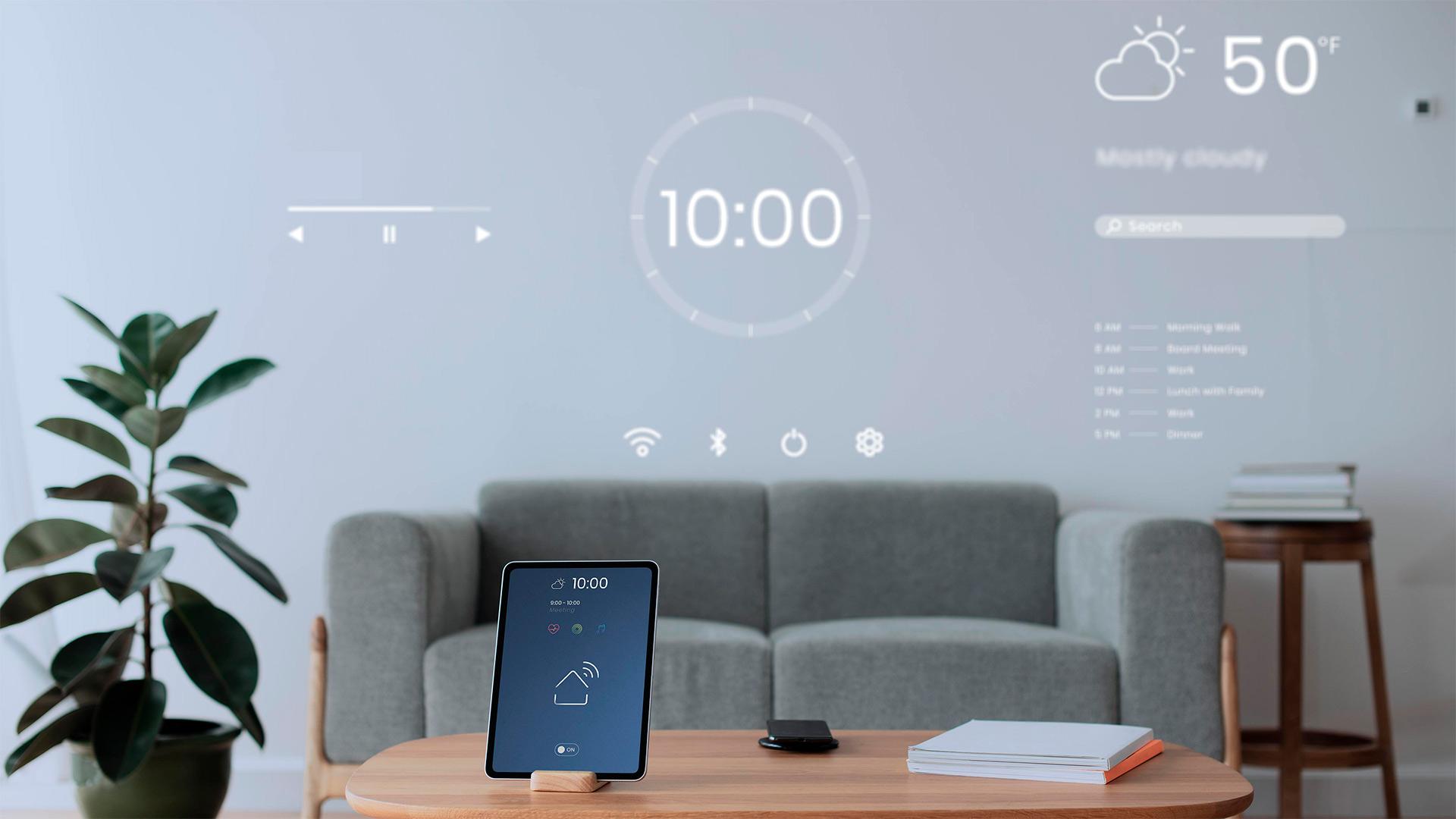 Tecnologia para morar com conforto, segurança e praticidade